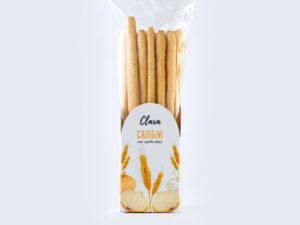 Sweet onion breadsticks